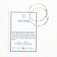 Hail Mary Morse Code Hoops