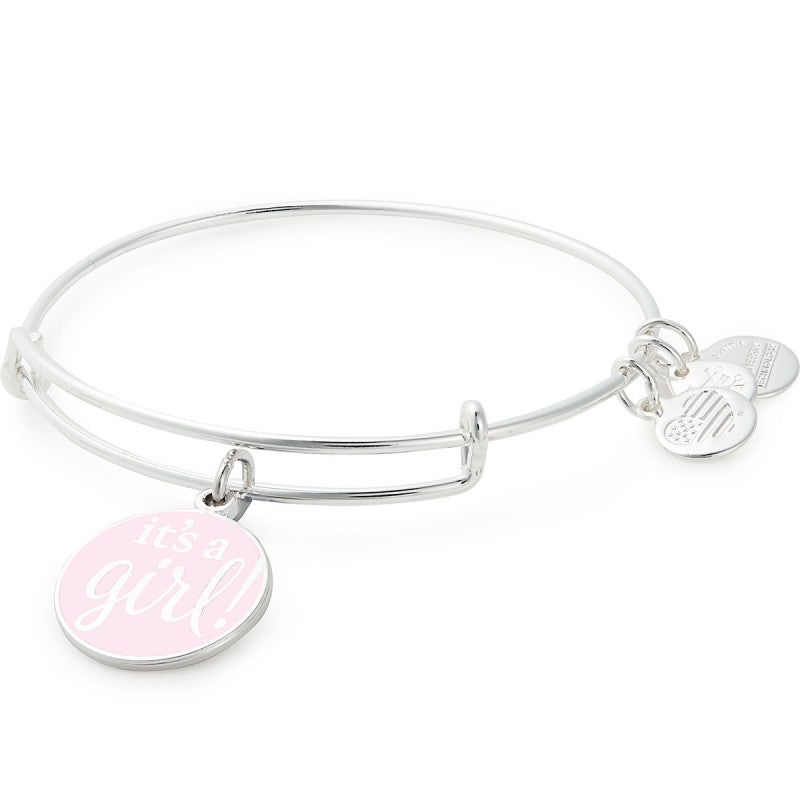 It's a Girl Charm bangle