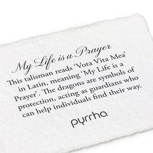 My Life is a Prayer Necklace