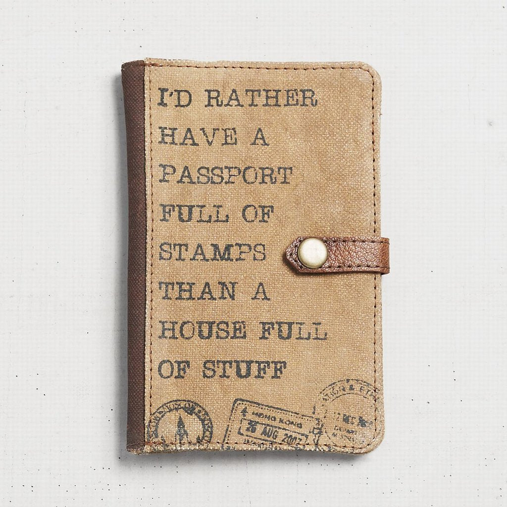 Jet Lag Passport Travel Wallet