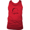 T is for Taco Mens Tank