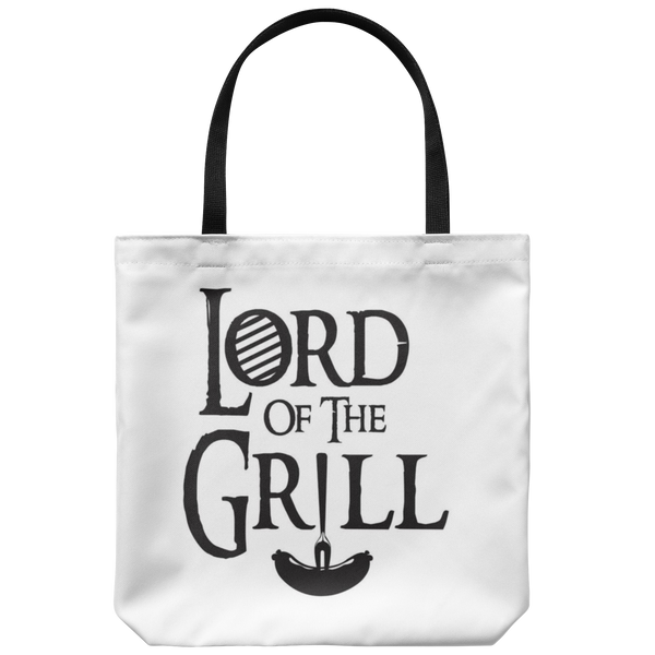 Lord Of The Grill Tote Bag