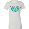Lick the Bowl Ladies Fitted T-Shirt