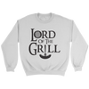 Lord Of The Grill Crewneck Sweatshirt