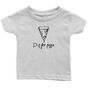 P is for Pizza Infant T-Shirt