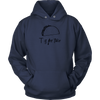 T is for Taco Hooded Sweatshirt