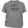 "I ""Taco"" Tacos Youth T-Shirt"
