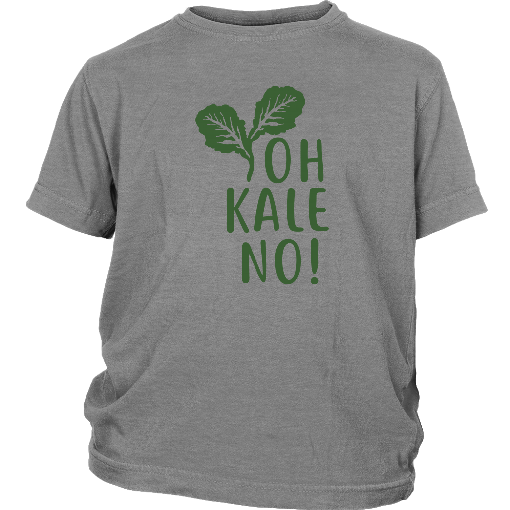 Oh Kale No Youth T-Shirt