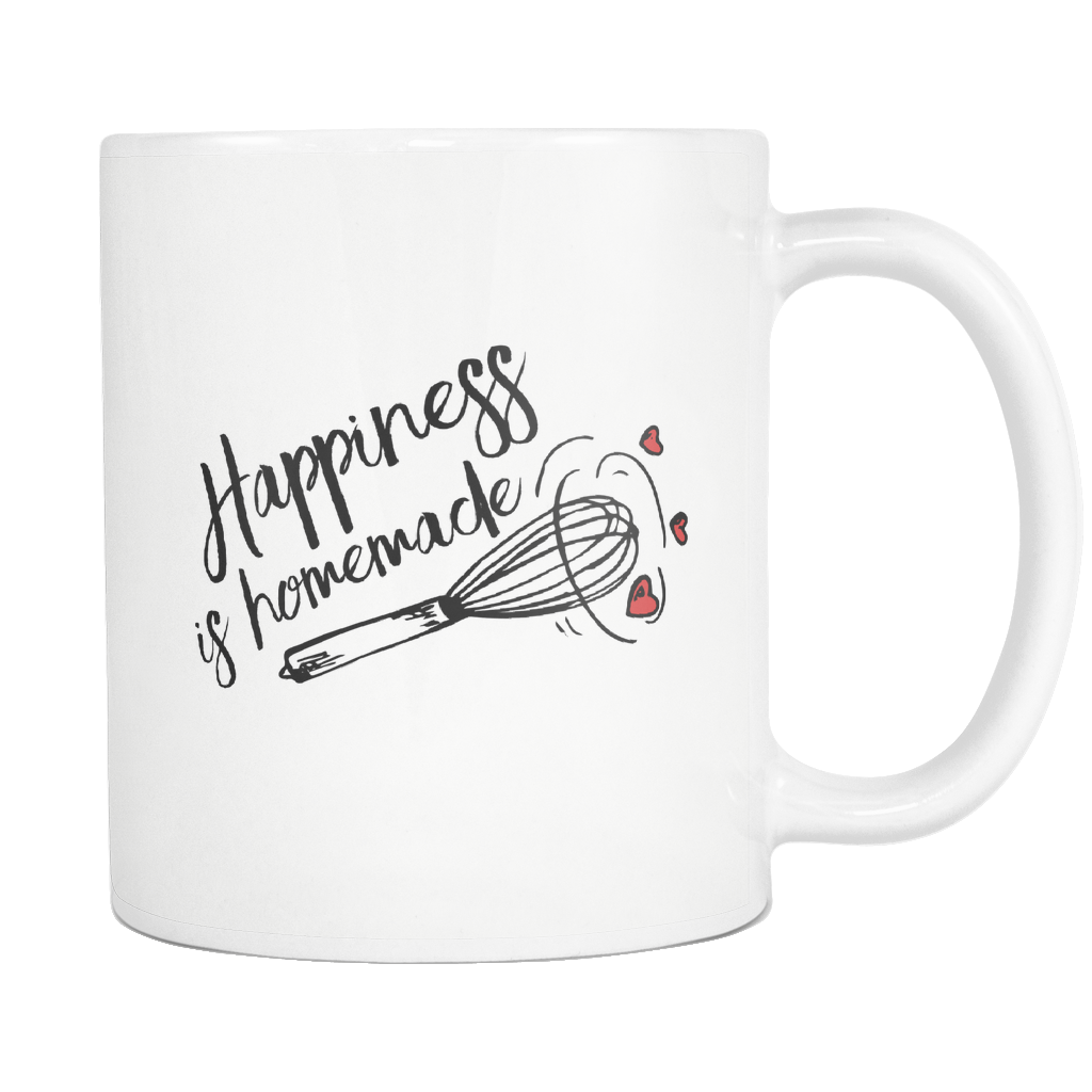 Happiness is Homemade Mug