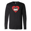 Heart My Slow Cooker Long Sleeve T-Shirt