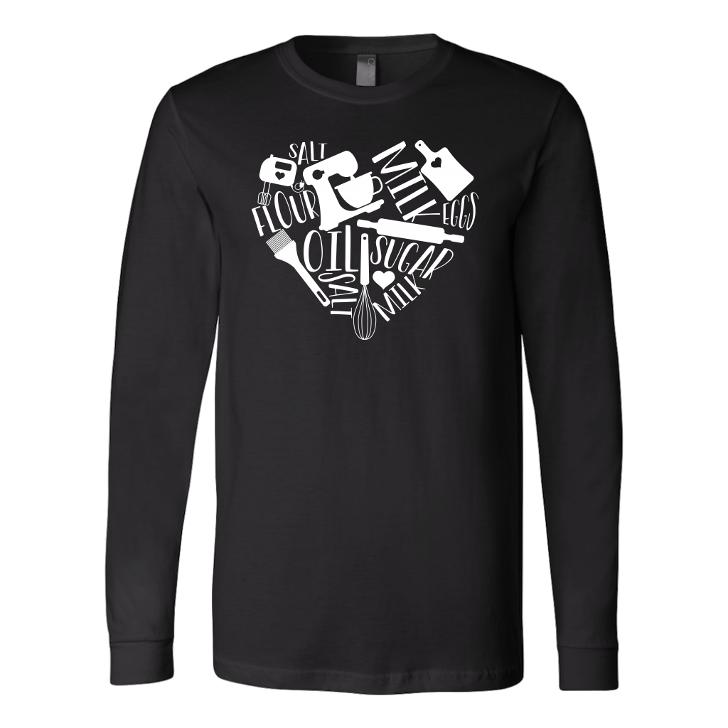 Love to Bake Long Sleeve T-Shirt