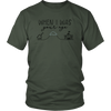 Uphill Both Ways Unisex T-Shirt