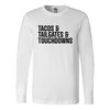 Tailgating Essentials Long Sleeve T-Shirt