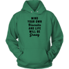 Mind Your Own Biscuits Hooded Sweatshirt