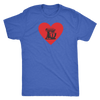 Heart My Mixer Mens T-Shirt