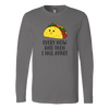 I Fall Apart Long Sleeve T-Shirt