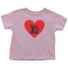 Heart My Mixer Toddler T-Shirt