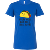 I Fall Apart Ladies Fitted T-Shirt