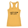 Mother of Cats Ladies Racerback Tank