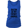 Bacon Is My Spirit Animal Ladies Tank