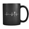 Heartbeat of a Cook Mug