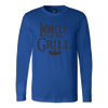 Lord Of The Grill Long Sleeve T-Shirt