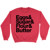 Baking Essentials Crewneck Sweatshirt