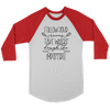 Cooking Word Play Baseball Tee