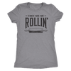 They See Me Rollin' Ladies T-Shirt