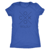 Cook Boldly Ladies T-Shirt