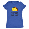 I Fall Apart Ladies T-Shirt