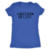 Mother of Cats Ladies T-Shirt