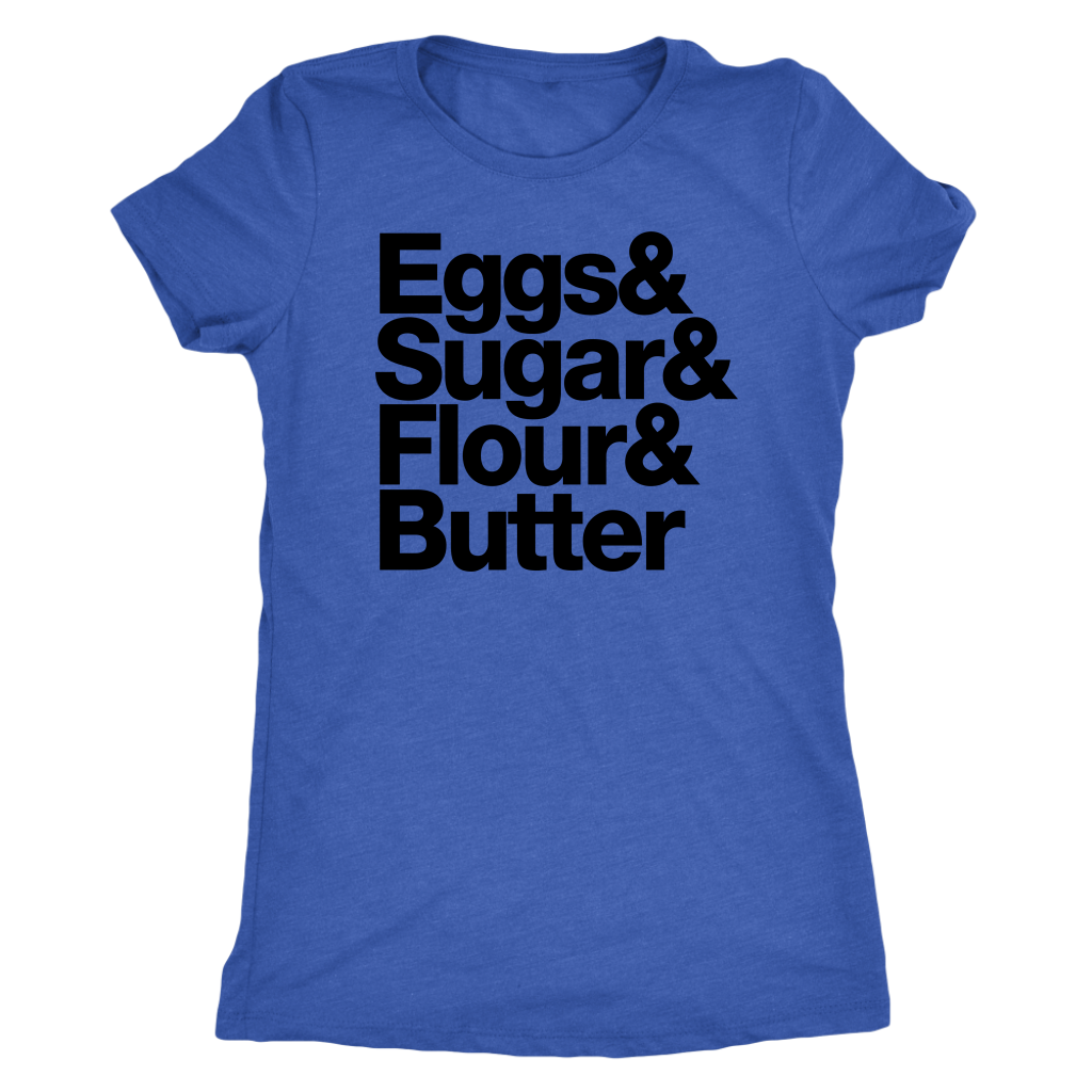 Baking Essentials Ladies Shirt