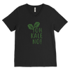 Oh Kale No Mens V-Neck T-Shirt