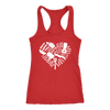 Love to Cook Ladies Racerback Tank