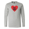 Heart My Mixer Long Sleeve T-Shirt