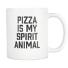 Pizza Is My Spirit Animal Mug