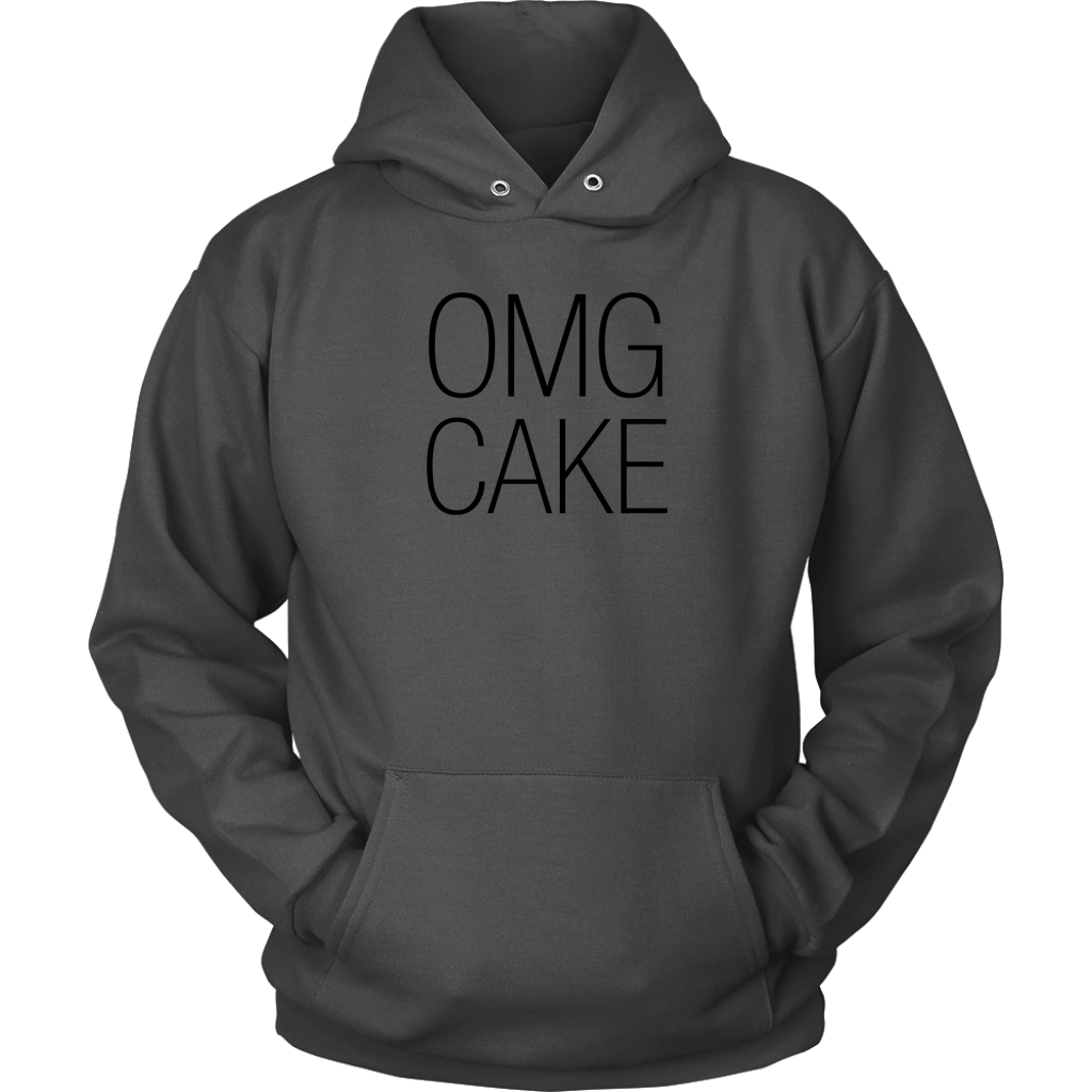 OMG Cake Hooded Sweatshirt