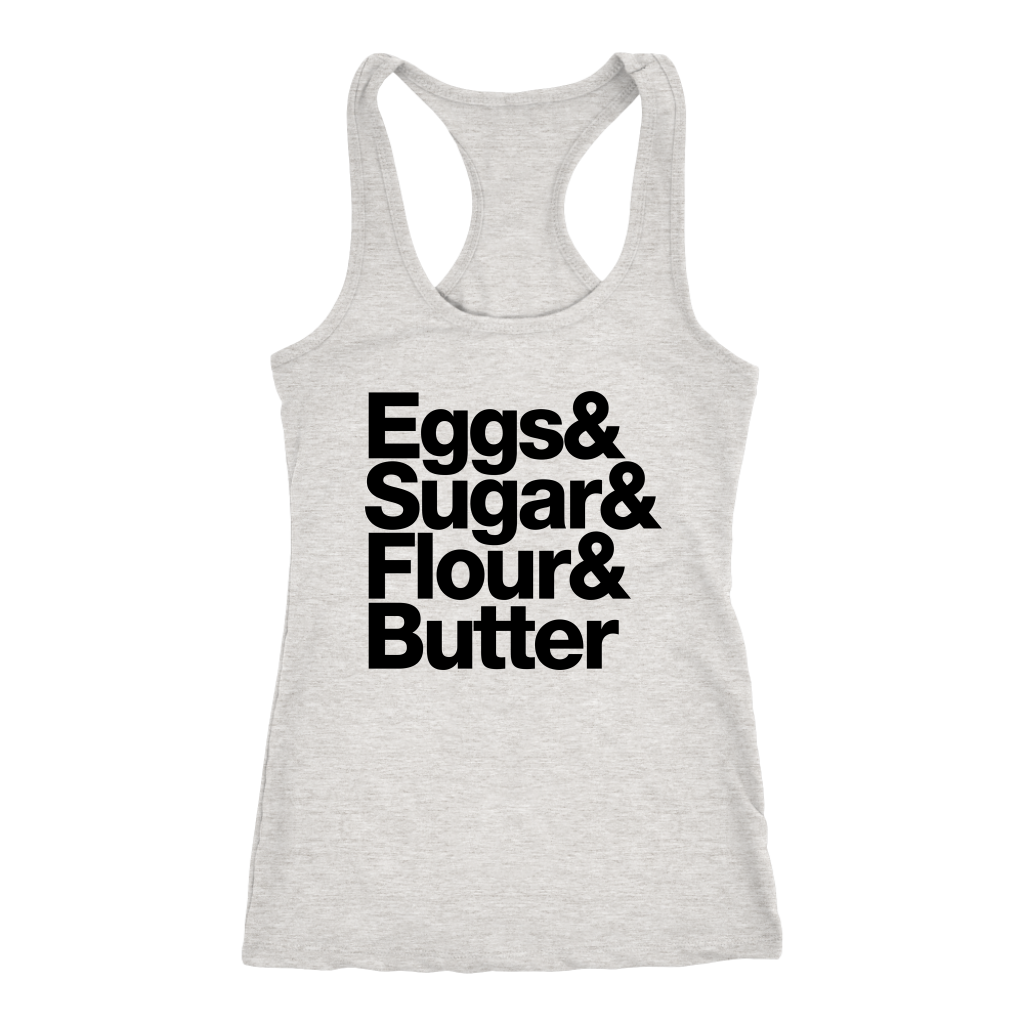 Baking Essentials Racerback Tank