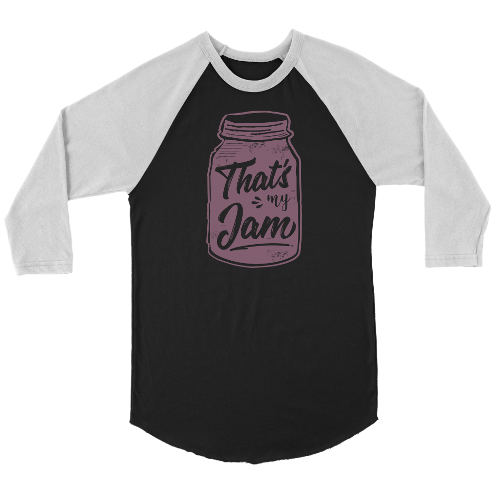 That's My Jam Baseball T-Shirt