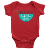 Lick the Bowl Onesie