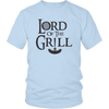 Lord Of The Grill Unisex T-Shirt