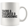 Tailgating Essentials Mug