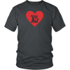 Heart My Mixer Unisex T-Shirt