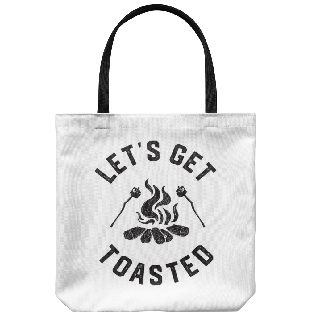 Get Toasted Tote Bag