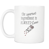 Secret Ingredient is Love Mug