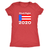 Hindsight 2020 Ladies T-Shirt