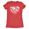 Love to Bake Ladies T-Shirt