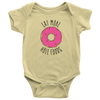 Eat More Hole Foods Onesie