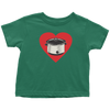 Heart My Slow Cooker Toddler T-Shirt